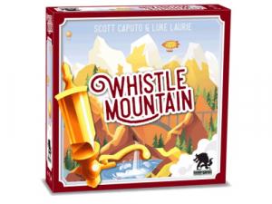 Whistle Mountain - EN