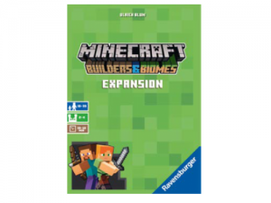 Minecraft Builders & Biomes Expansion EN