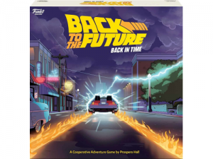 Back to the Future - Back in Time strategy game - EN