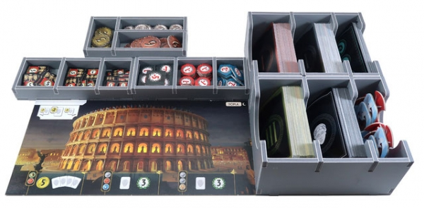7 Wonders 2nd Edition Insert