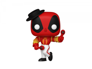 Funko Pop! Deadpool 30th - Flamenco Deadpool