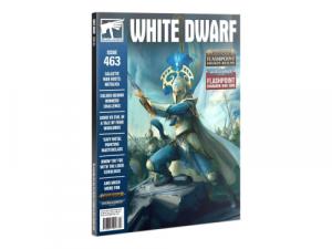 Warhammer White Dwarf 463 (4/2021)