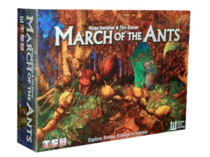 March of the ants - base game