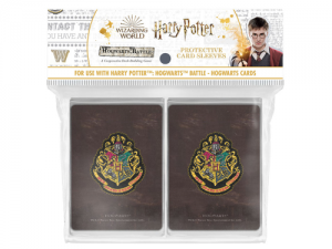Harry Potter Hogwarts Battle DBG card sleeves