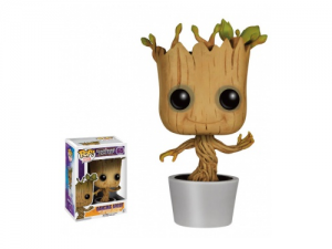 Funko Pop! Marvel - Guardians of the Galaxy - Dancing Groot
