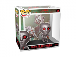 Funko Pop! Albums- Queen - News of the World