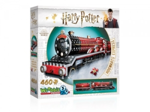 Harry Potter Hogwarts Express - Wrebbit 3D puzzle