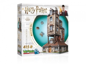 Harry Potter The Burrow - Weasley Family Home - Wrebbit 3D puzzle