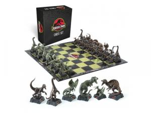 Jurassic Park - Chess set