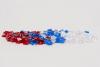 Crystal gems - sada plastových kryštáľov 10mm