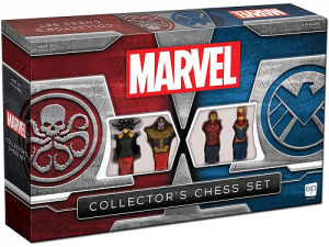 Marvel Collector's - Chess set