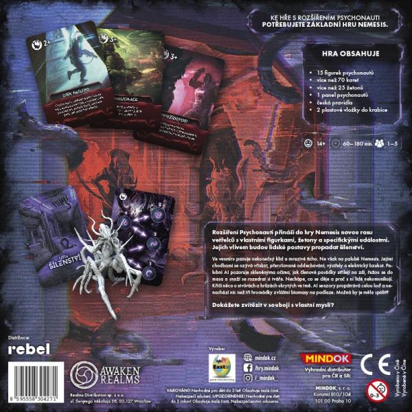Nemesis: Psychonauti
