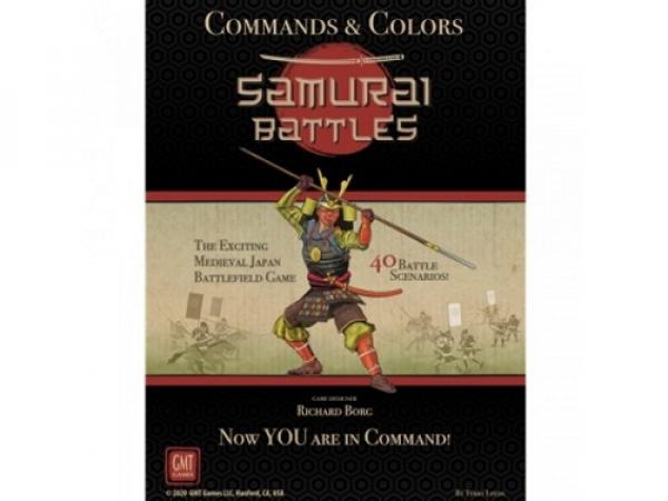 Commands & Colors Samurai Battles - EN