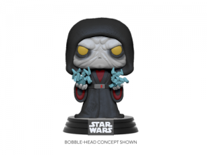 Funko POP! Star Wars: SWEp9 - Revitalized Palpatine