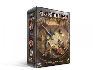 Gloomhaven: Lví chřtán