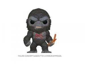 Funko POP! Godzilla vs Kong - Battle - Scarred Kong