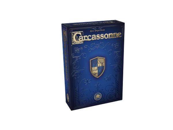 Carcassonne - Jubilejná edícia 20 rokov