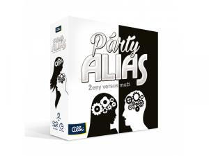 Párty Alias, ženy versus muži