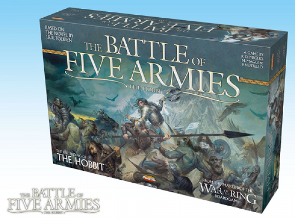 War of the Ring The Battle of Five Armies
