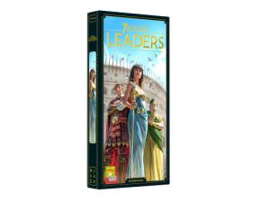 7 Wonders 2nd edition - Leaders Expansion EN