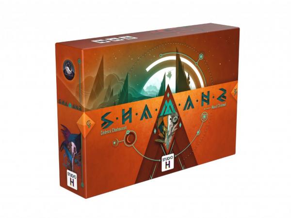 Shamans CZ/EN