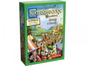 Carcassonne: Mosty a hrady 8. rozšírenie