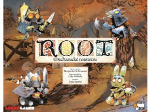 Root: Mechanické rozšíření