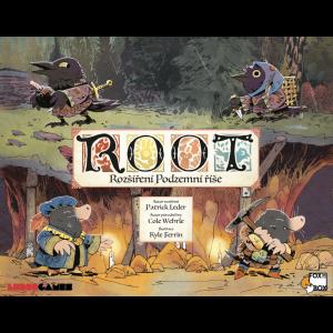 Root: Rozšíření Podzemní říše