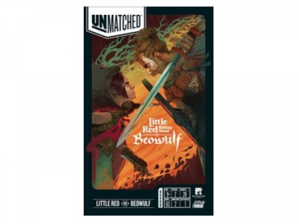 Unmatched: Beowulf vs. Little Red Riding Hood - EN
