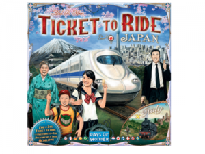 Ticket to Ride - Japan & Italy: Map Collection 7