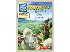 Carcassonne: Ovce a kopce 9. rozšírenie