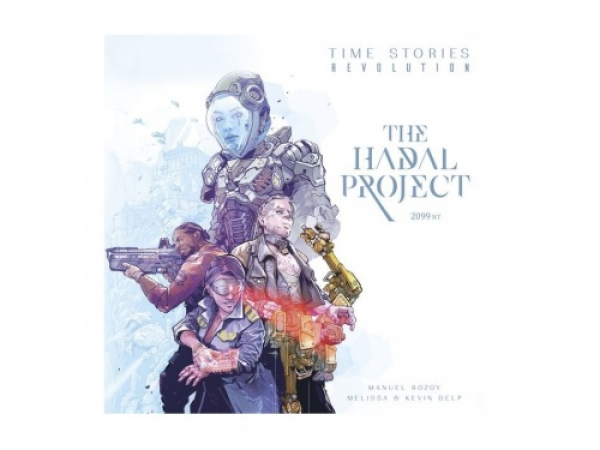 T.I.M.E Stories Revolution: The Hadal Project - EN