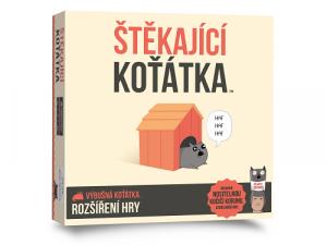 Výbušná koťátka: Štěkající koťátka