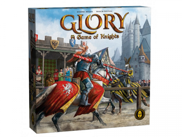 Glory: A Game of Knights CZ+ENG