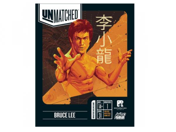 Unmatched: Bruce Lee Hero Pack - EN