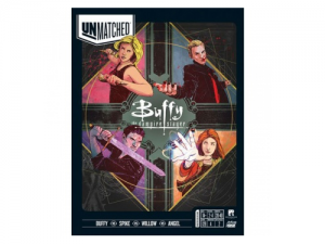 Unmatched: Buffy the Vampire Slayer - EN