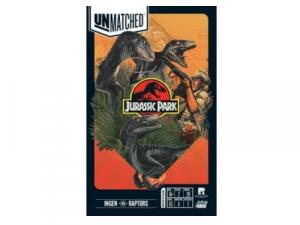 Unmatched: Jurassic Park InGen vs Raptors - EN