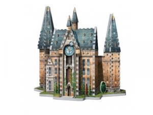 Harry Potter Hogwarts - Clock tower - 3D puzzle Wrebbit