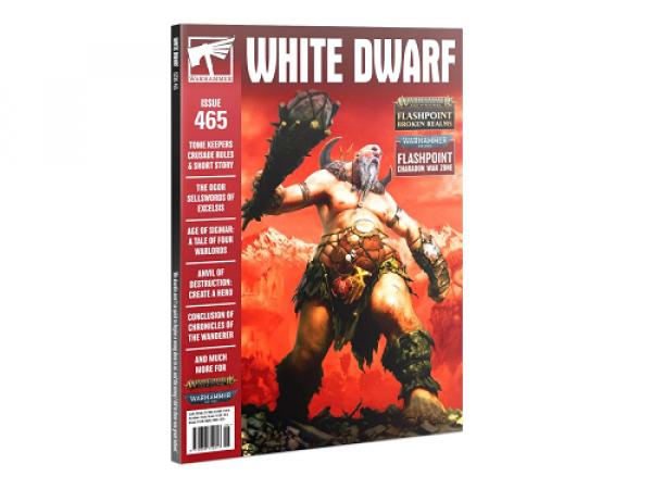 Warhammer White Dwarf 465 (6/2021)