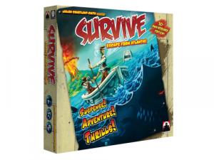 Survive 30th Anniversary Edition (Ostrov) - poškozena krabice