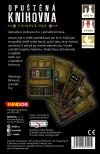 Opuštěná knihovna - úniková hra