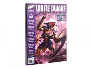 Warhammer White Dwarf 466 (7/2021)