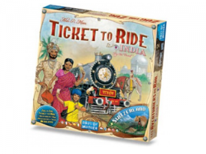 Ticket to Ride - India: Map Collection 2