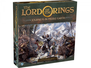 The Lord of the Rings: Journeys in Middle-Earth Spreading War Expansion EN