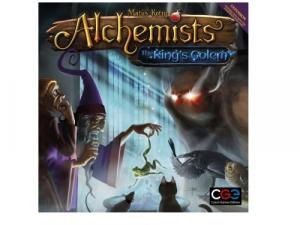 Alchemists - The King's Golem - EN