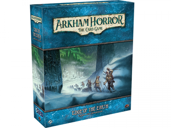 Arkham Horror LCG: Edge of the Earth Campaign Expansion - EN