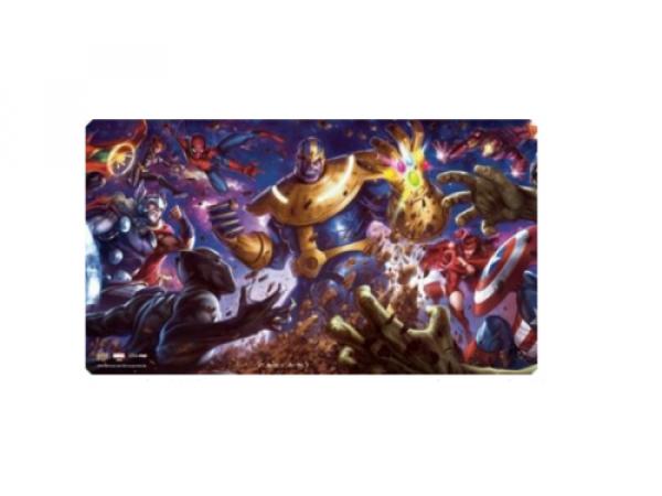 Marvel Card Playmat - Thanos