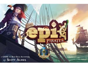 Tiny Epic Pirates - EN