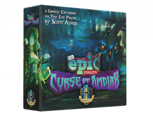 Tiny Epic Pirates Curse of Amdiak Expansion - EN