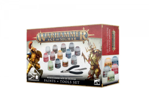 Warhammer Age of Sigmar Paints & Tools Set 2021